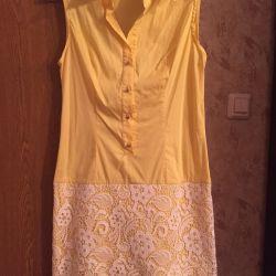 Kemerli yeni elbise