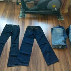Jeans on 42-44-46