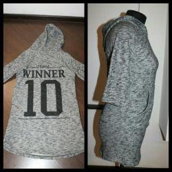 Sweatshirt dress. R.44