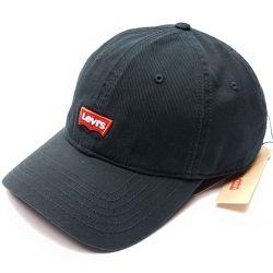 Бейсболка кепка Levis (черный) s19