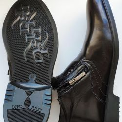 39 Winter low boots by DinoRicci