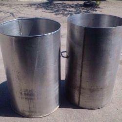 Rezervor din oțel inoxidabil