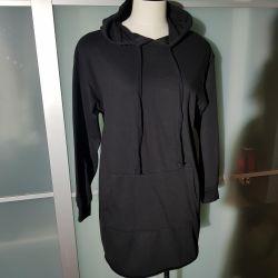 Bershka long sweatshirt