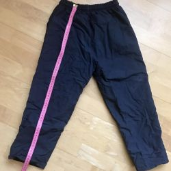 Pantaloni bolonevye