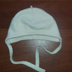 Cap fleece R.3-9 luni