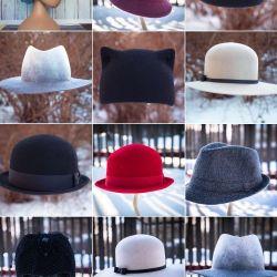 Capul Hat a simțit lâna