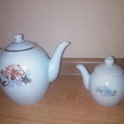 Teapot, USSR
