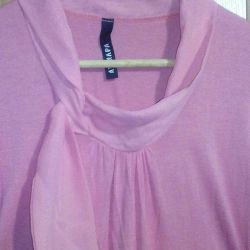 Blouse-T-shirt (color on the 2nd photo)