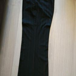 Women's classic trousers 46-48 size