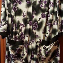 Large size blouse