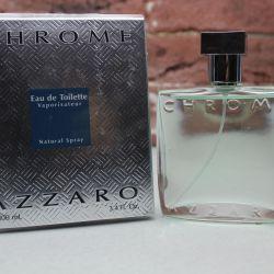 Azzaro Chrome for men, Azzaro