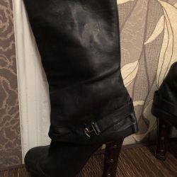 Galliano boots original Italy