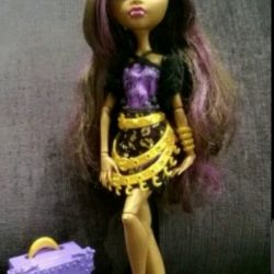 Monster High păpușă