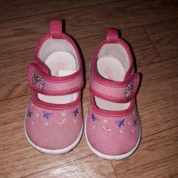Sneakers sandals pasiti 21p. (12,5 cm.)