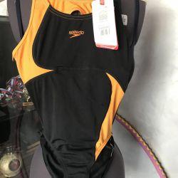 Swimsuit sports girl 152 cm