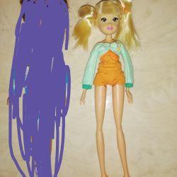 Winx și Bratz Dolls
