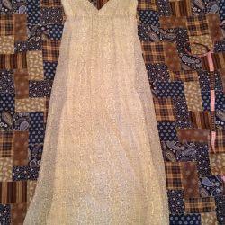 Новое платье mango в пол