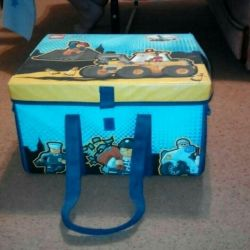 Ящик для іграшок lego