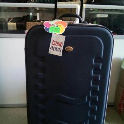 Travel bags, suitcases, coders