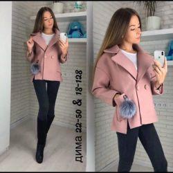 New coat 48-50р, 2500₽