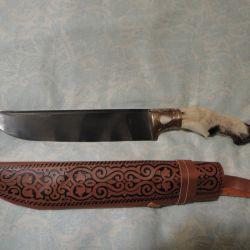 Kitchen knife pchak