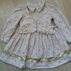 Bir elbise satarım