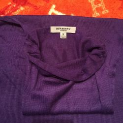 Sweater, very thin, quality knitwear, 46