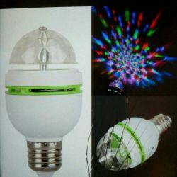 Led disco lamp