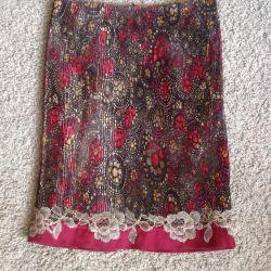 Exclusive skirt by Olga Buzytskaya