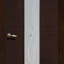 Ușa laminată Dew