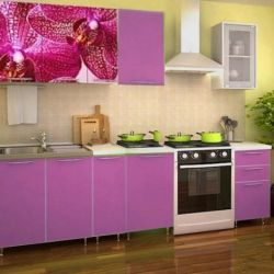 ORCHID KITCHEN KAPRICHE 2.1 m FROM CTC