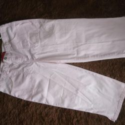 Breeches Capri shorts