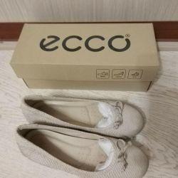 New Ballet Flats ECCO 38 р.