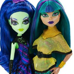 Original monster high set