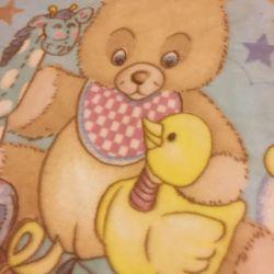 pătură de pat pentru copii