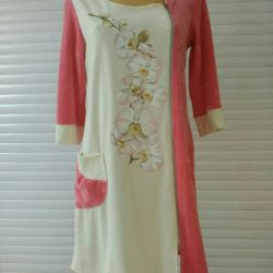 Dressing gown, size range 42, 44 and 48