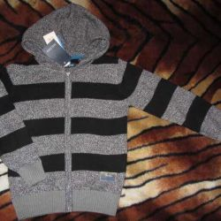 Knitted cardigan Blue Seven 134-140