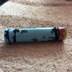 Children's tourist rug