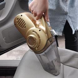 Vacuum cleaner for cars