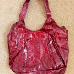 Bag maroon