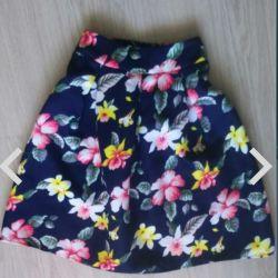Skirt sun new 42-46 size