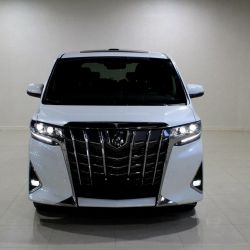 Toyota Alphard, 2018