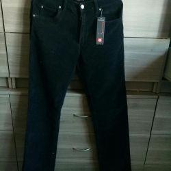 Jeans Velveteen