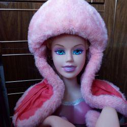 Χειμερινό καπέλο για ένα κορίτσι