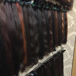Hair from 45 cm