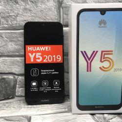 HUAWEI Y5 (2019) 32 GB Nou