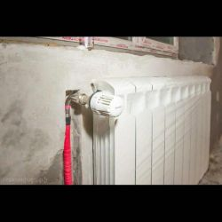 Replacing the radiator