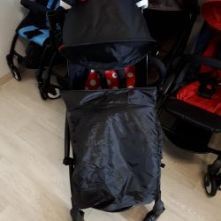 Новий чохол для коляски baby time yoya