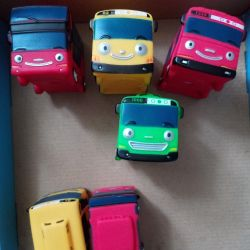 Tayo Buses