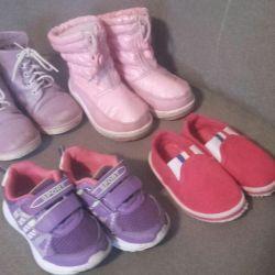 Ботинки, кроссовки, сапоги, мокасины